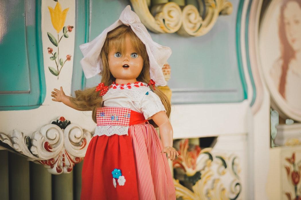 Детские игрушки могут занимать значительное пространство в доме