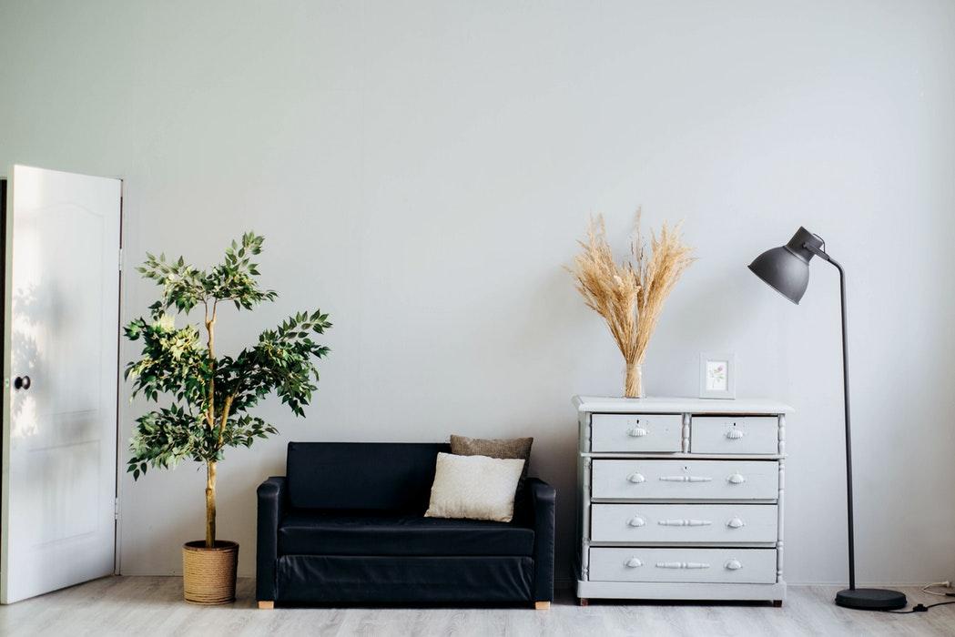 Отсутствие лишних вещей очень важно в маленькой квартире