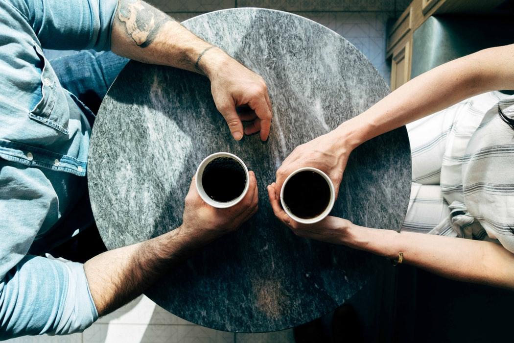 Собственная чашка для кофе – это минус один пластиковый стаканчик
