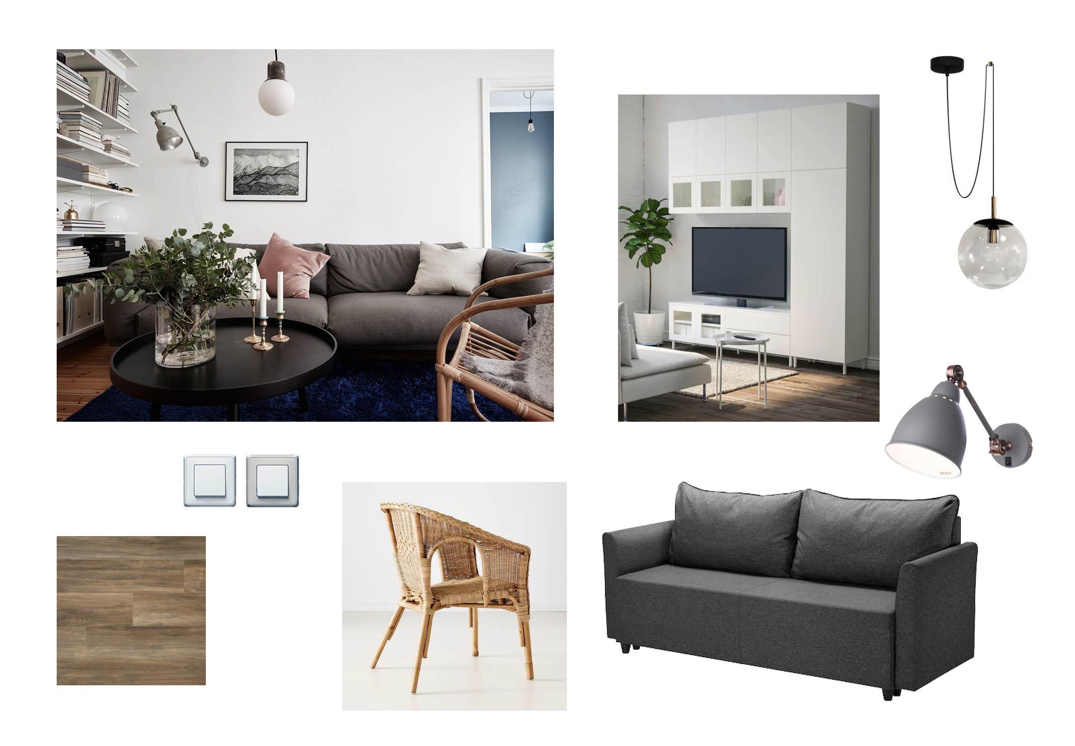 Мебель для прихожей и гостиной, которая необходима для покупки после ремонта