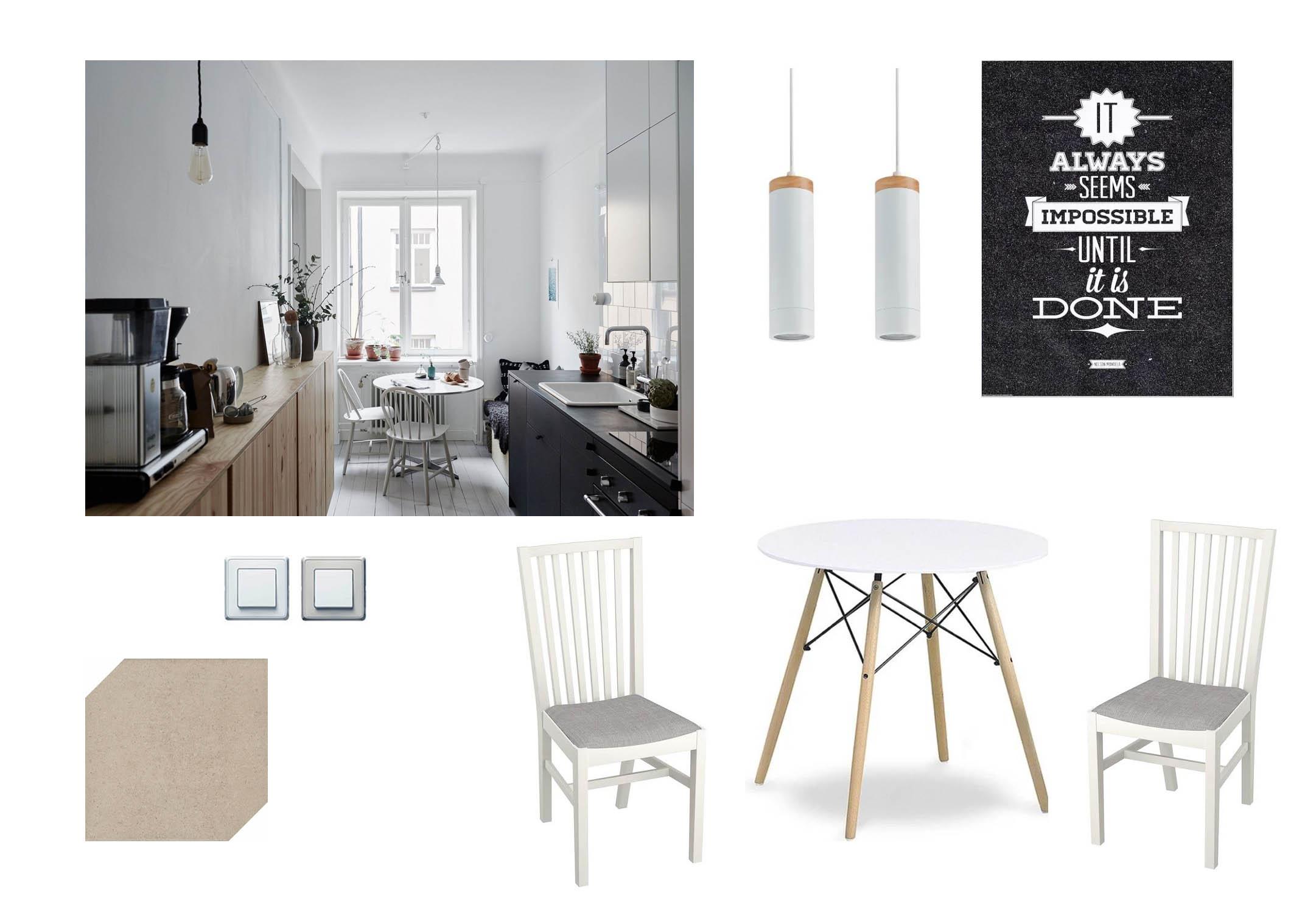 Мебель для кухни, которая необходима для покупки после ремонта
