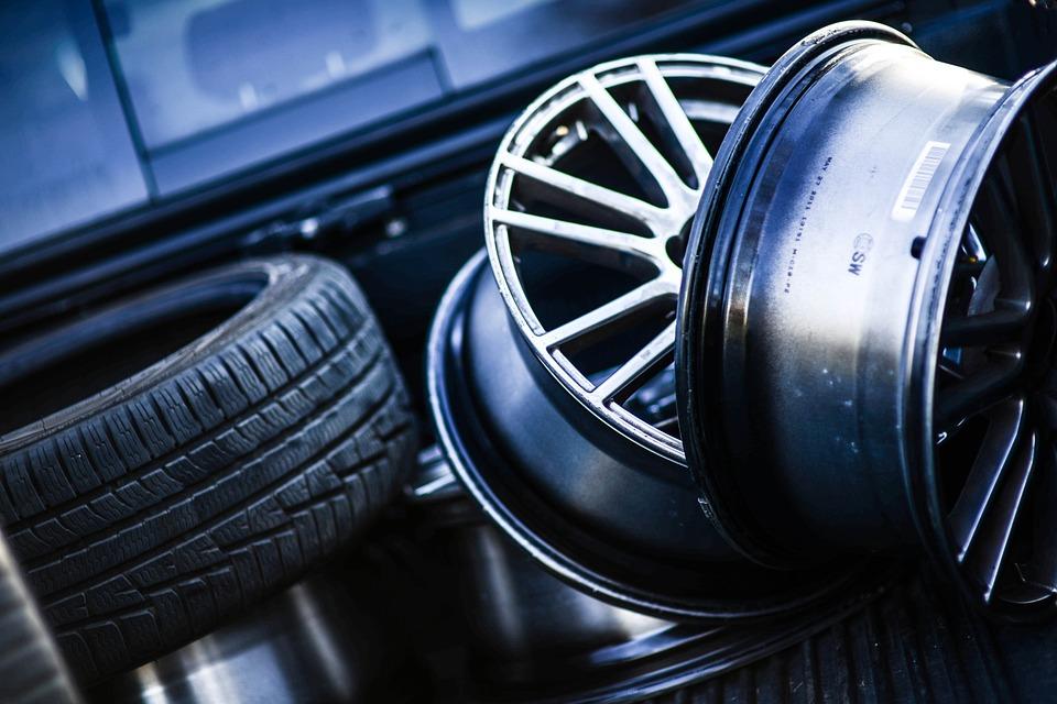 Колёсные диски автомобиля