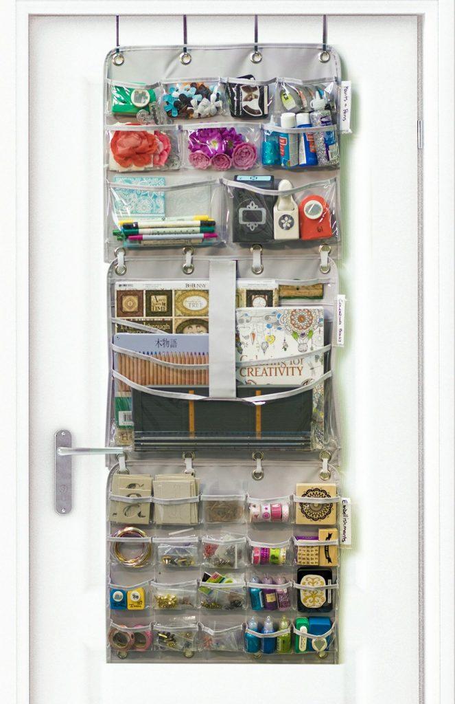 Органайзеры-кармашки для хранения различных мелочей