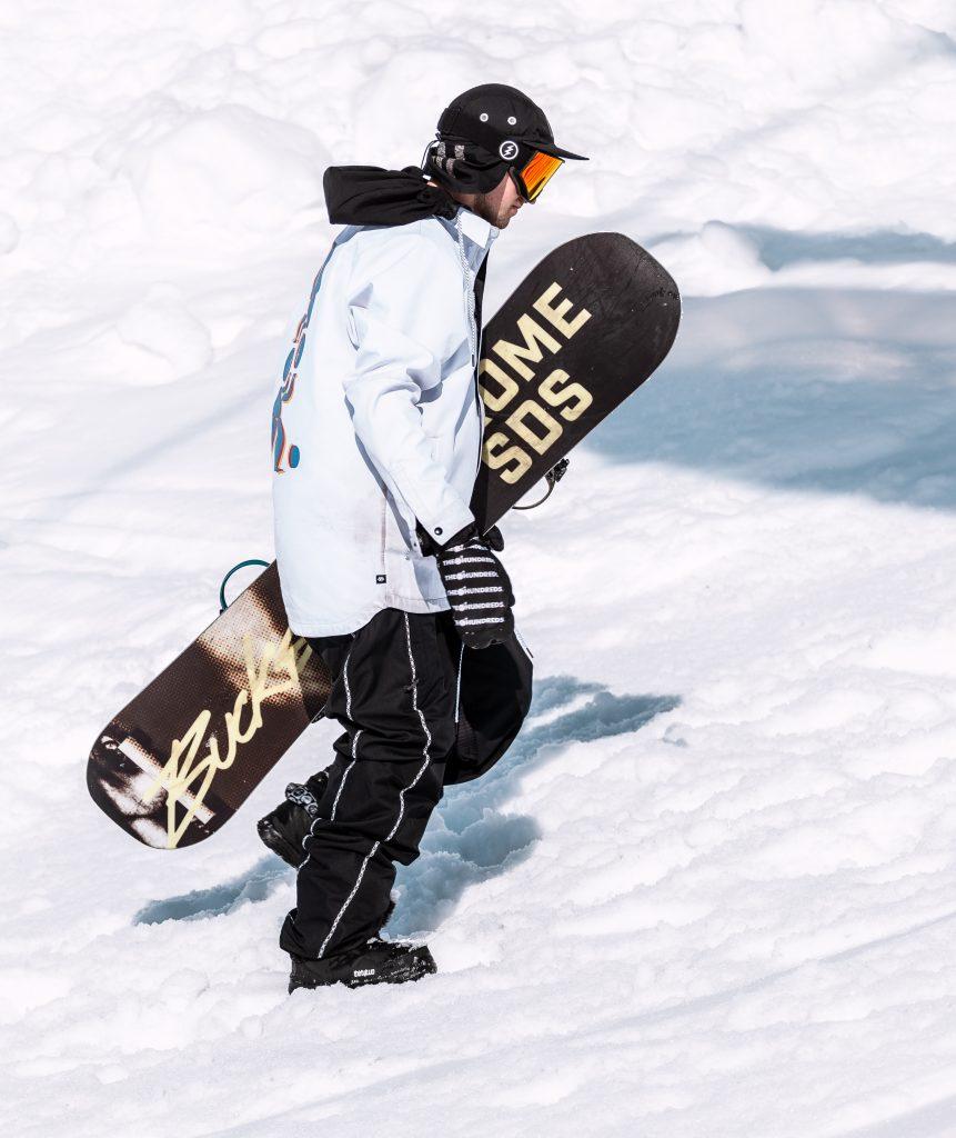 Современный сноубордист – фото 2