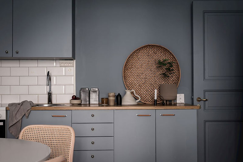 Чистота и порядок на кухне