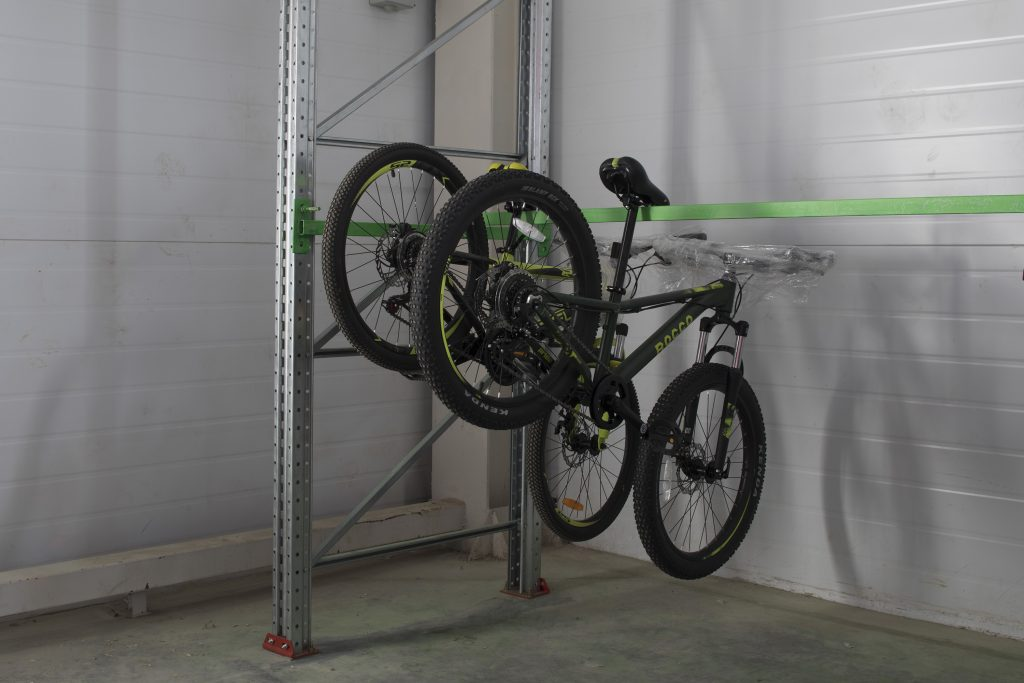 Хранение велосипедов на тёплом складе Чердака