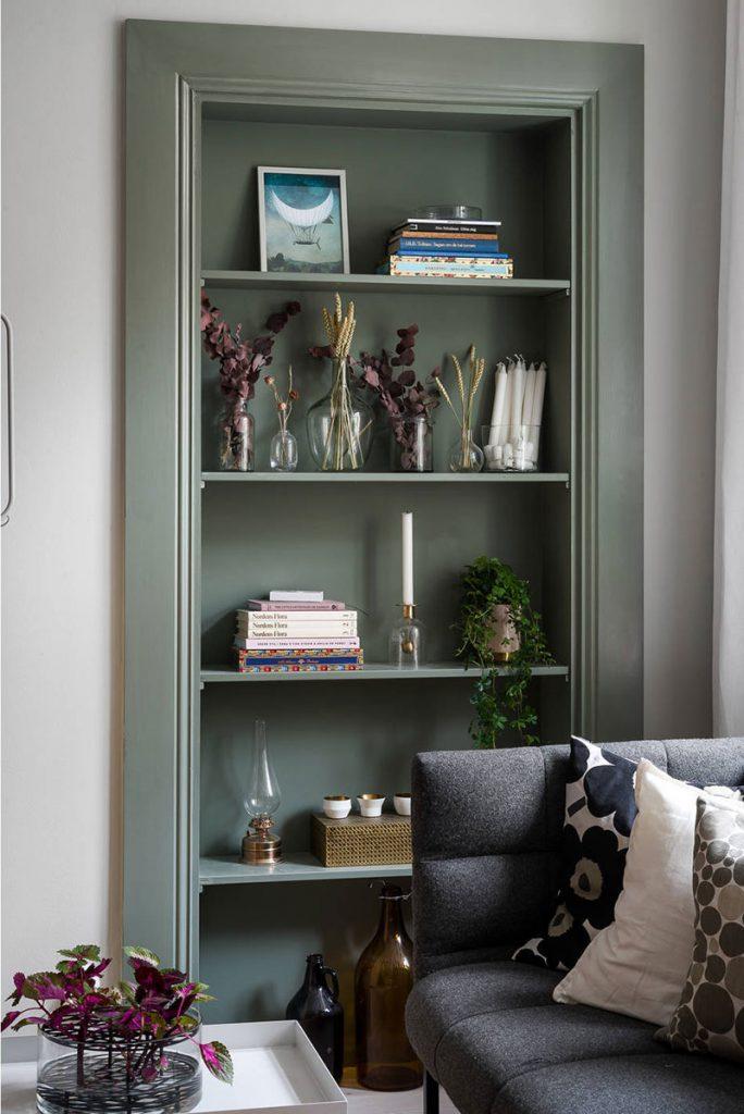 Грамотное использование пространства в небольшой квартире