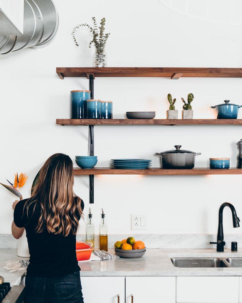Ревизия на кухне перед переездом