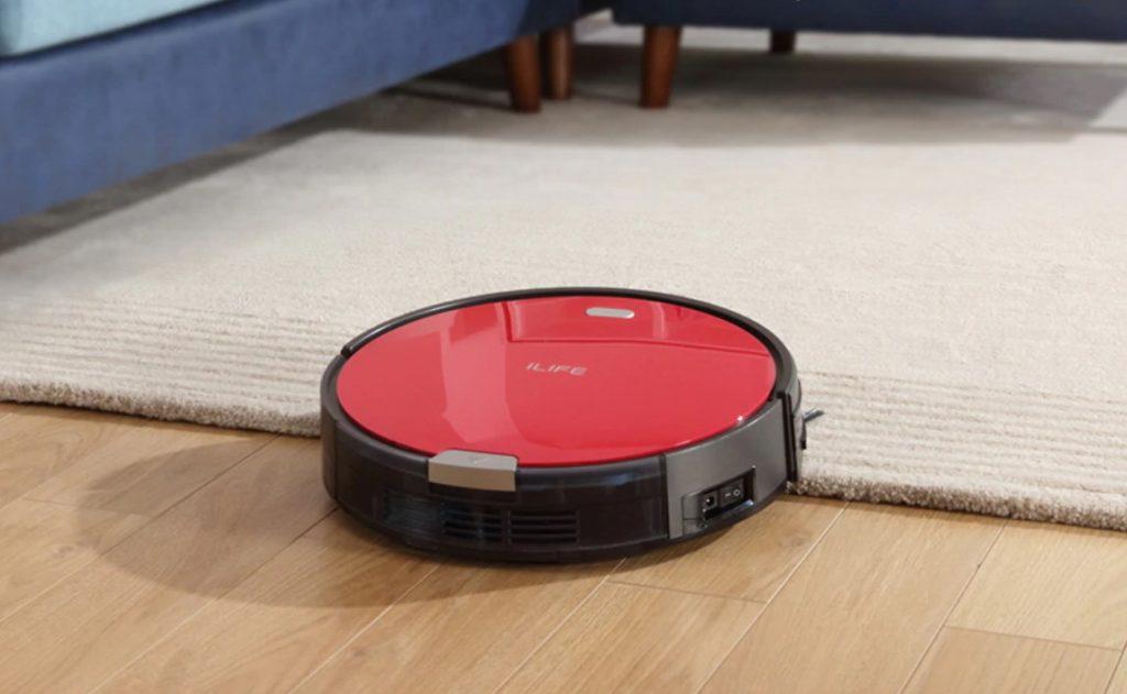 Современный робот-пылесос