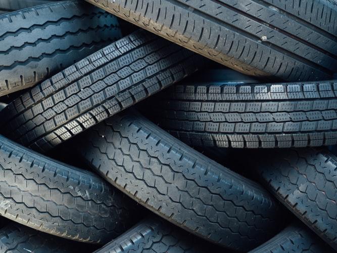 Разбортированные автомобильные шины