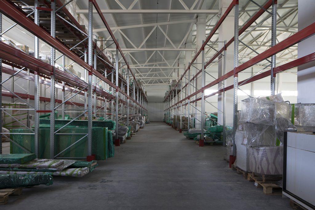 Тёплый склад Чердака