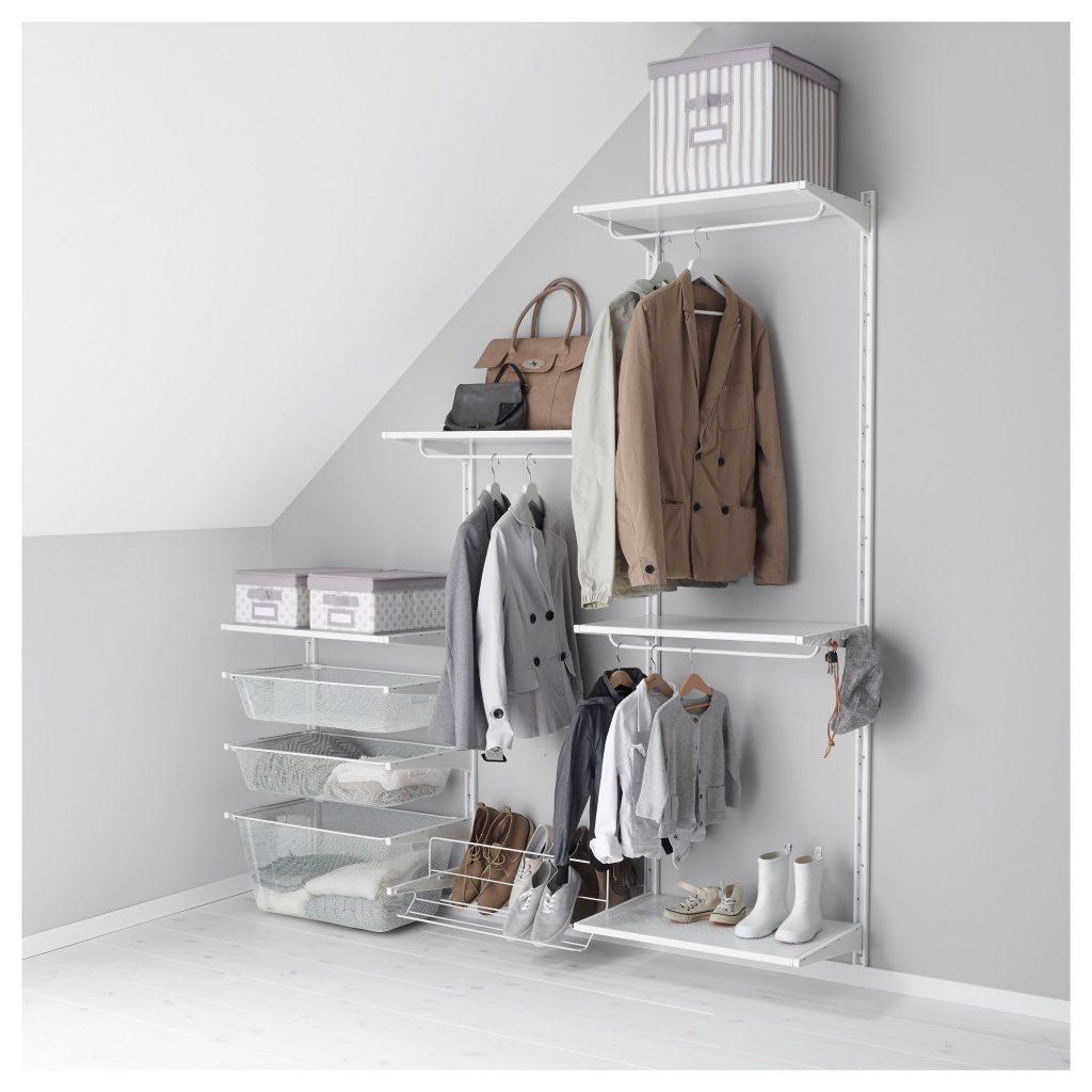 Подвесная (настенная) система хранения вещей