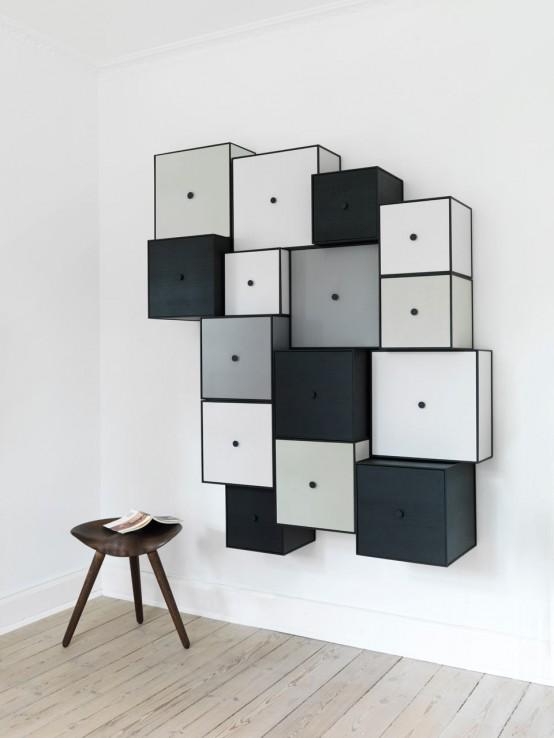 Модульная система хранения вещей