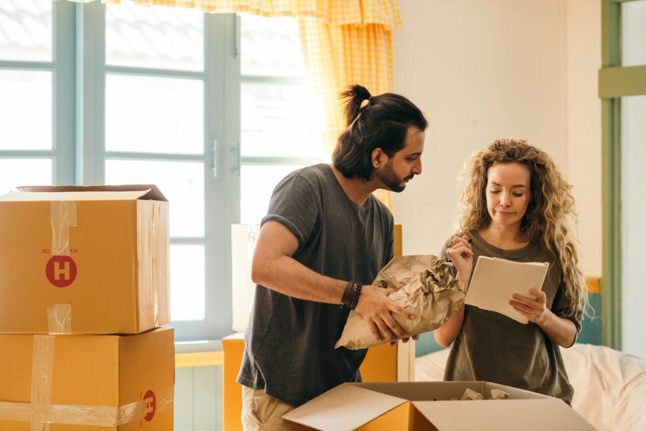 Лайфхаки по организации переезда