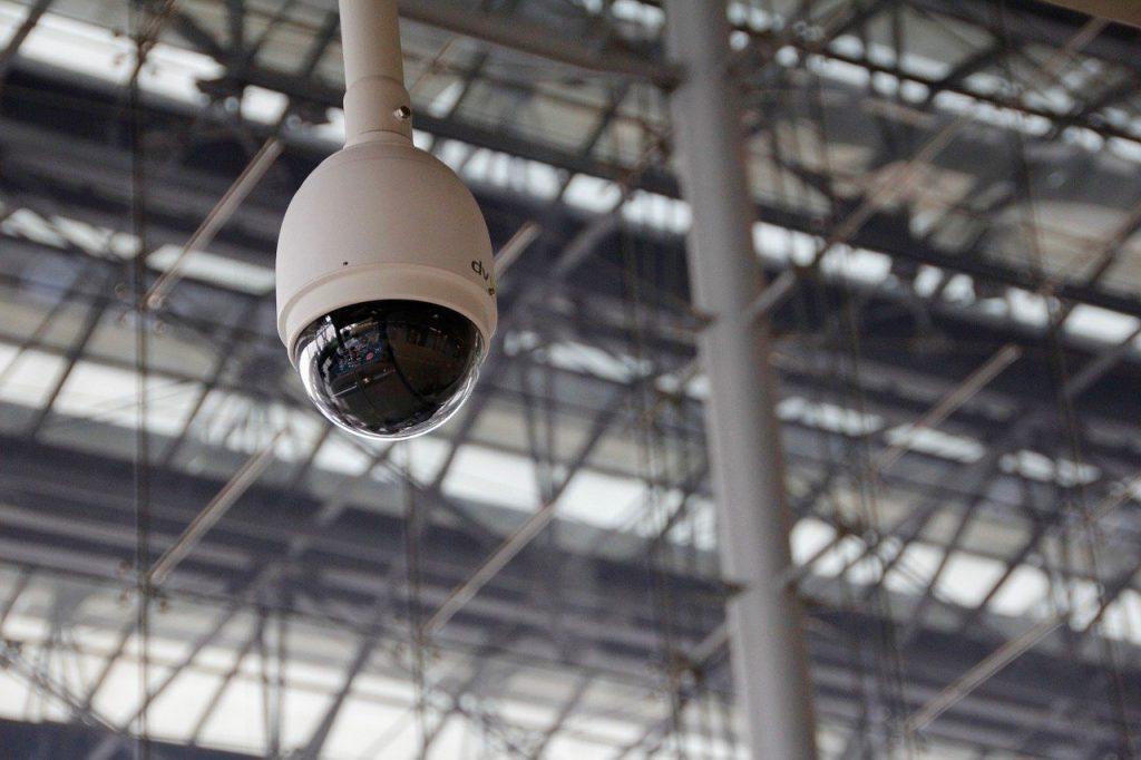 Система видеонаблюдения в шинном отеле