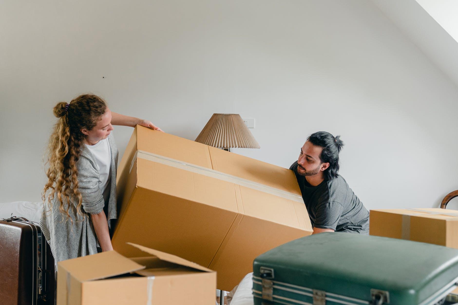 Организация срочного переезда