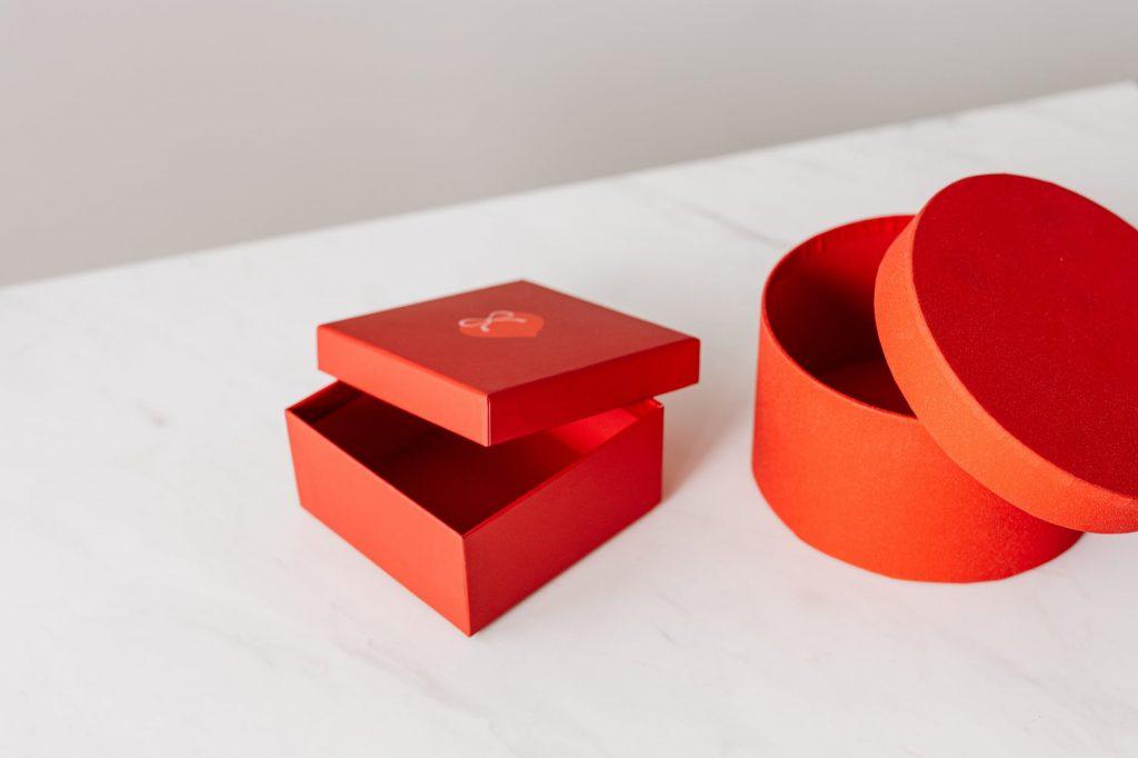 Небольшие коробки для мелочей и ценностей