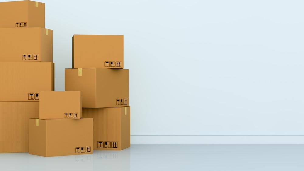 Коробки для упаковки вещей