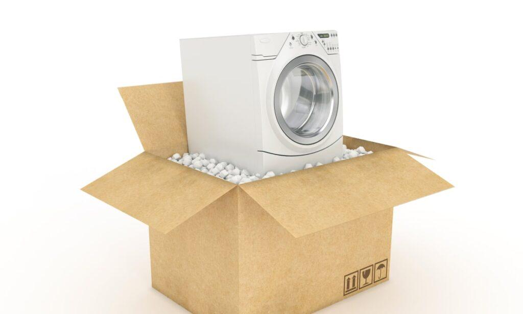 Грамотная упаковка стиральной машины является залогом её сохранности при перевозке