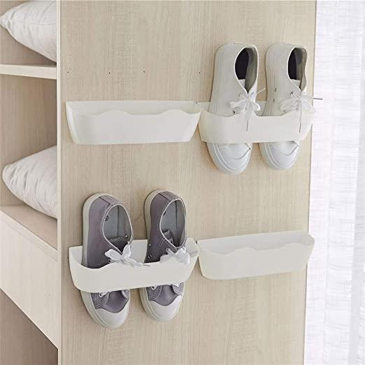 Вертикальное хранение обуви