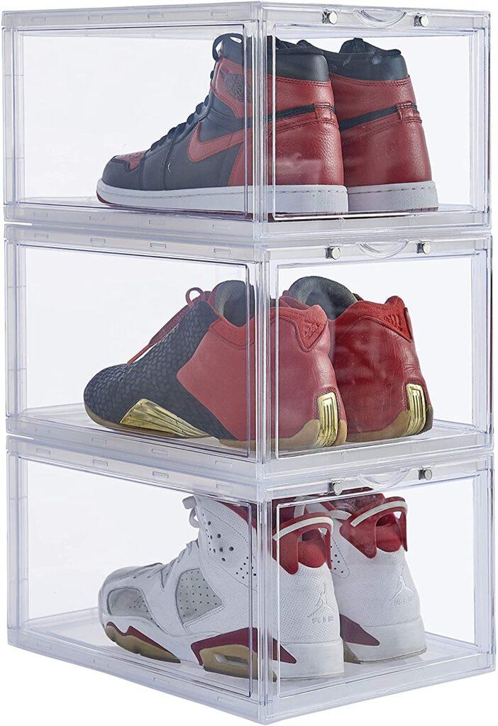 Современный контейнер для обуви