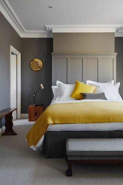 Спальный текстиль в трендовых цветах