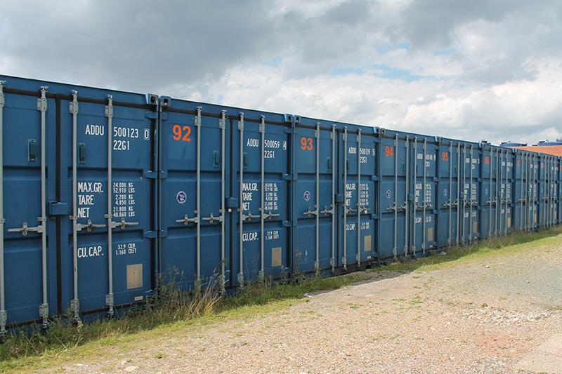 Современные контейнеры для хранения вещей