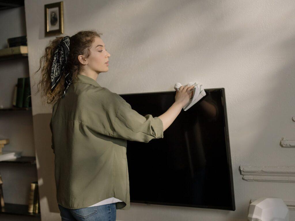 Подготовка телевизора к перевозке