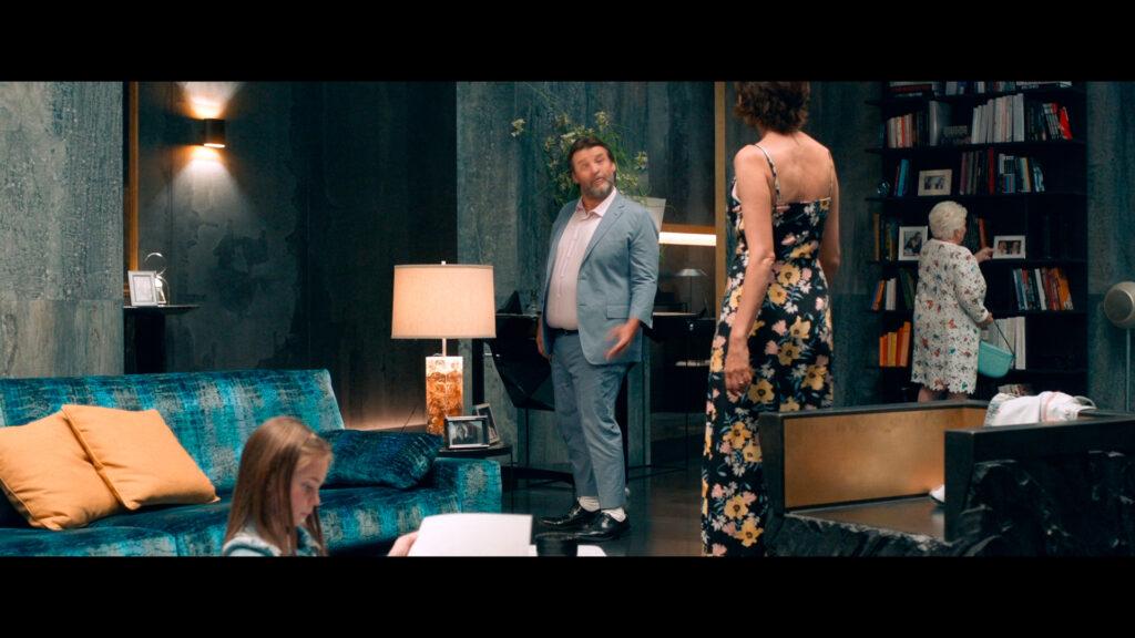 Художественный фильм «От семьи не убежишь» – кадр 2