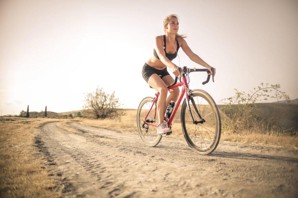 Велопрогулка за городом