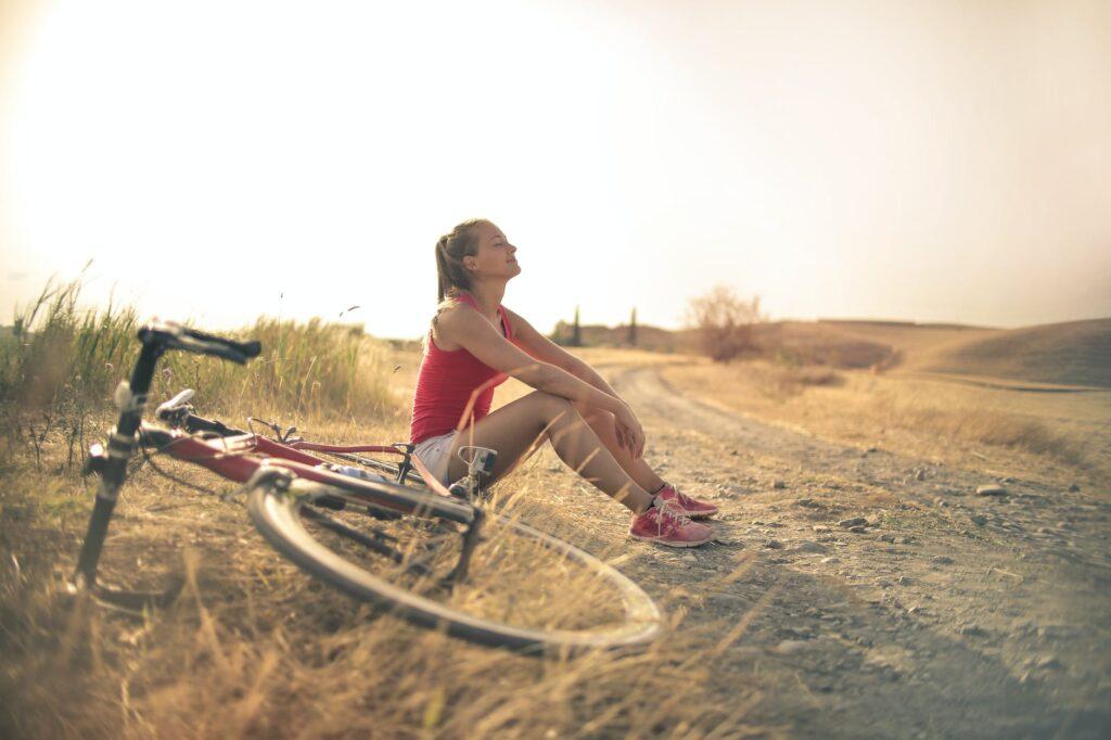 Активный отдых с велосипедом