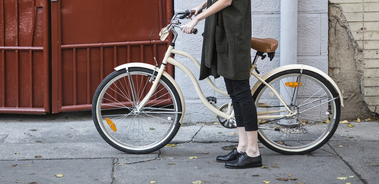 Правильная перевозка велосипеда