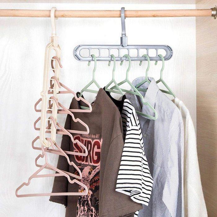 Система хранения одежды на балконе и лоджии