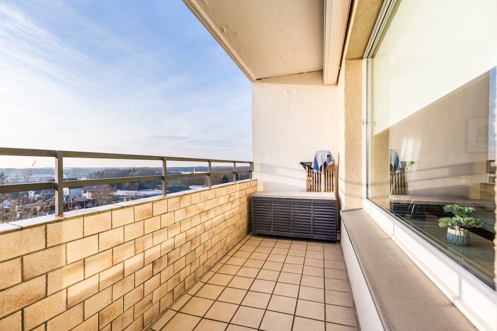 Хранение на балконе и лоджии