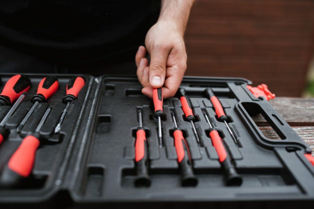 Кейс для хранения инструментов