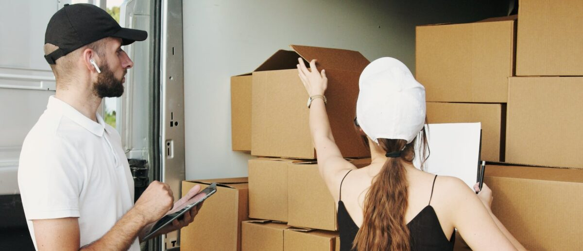 Малогабаритный переезд без мебели